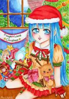 Christmas on paigee! by Purinru