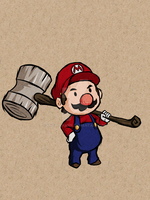 Mario by Know-Kname