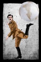 the great dictator by radu-rotten