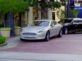 Aston Martin Rapide SUPERSEDAN by Partywave