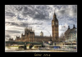 Westminster Palace by laino