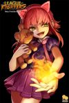 League of Fighters - Annie by 2gold