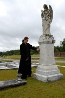 Taylor Jackson Cemetery 34 by LinzStock
