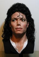Another Bad MJ bust finished! Part 10? by godaiking
