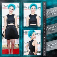 Photopack 1709 - Hayley Williams by BestPhotopacksEverr