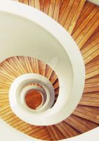 Ronac Spiral Staircase by camillejunio
