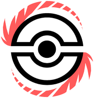 Fancy Pokeball Logo Thing by Bunni89