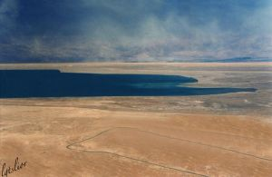 Holy Land-OverTheDeadSea by Lior-Art