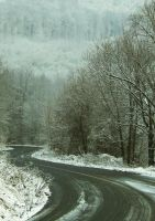 Road to white by Asshra