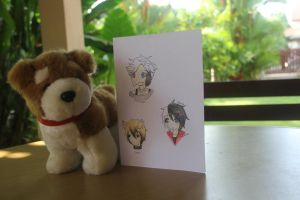 Happy Tails first 3 3rd photo by XeloRingo