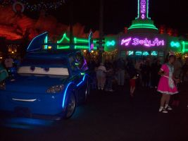 cars land in Disneyland by Angels-Pixie-D