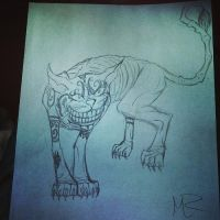 American Mcgee's Cheshire Cat by Piggy911
