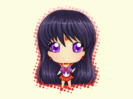 Sailor Mars by AutumnEmbers