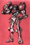 Super Metroid Suit by bubba-messa