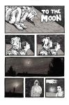To the Moon Page 1 (Inktober 14-20) by Knealdo