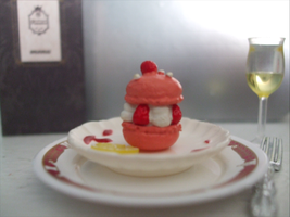 Re-ment: Tiny French Macaroon by Generic-Otaku-Name