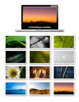 Jamie's Wide Wallpaper Pack by abjam77