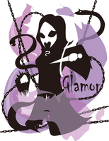 Glamor the death by moontown0125