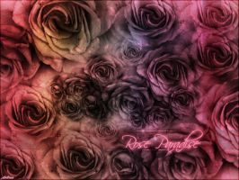 Rose Paradise by selenart