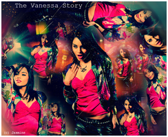 The Vanessa Story by graphicprincess