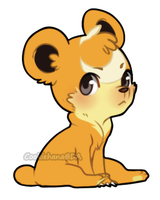 Teddiursa by CookieHana