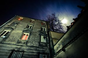 In the Old Town by photogosiek