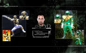PowerRangerHud by DesignsByTopher