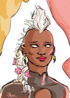 Ororo by thewipeout