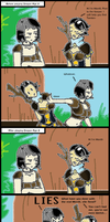 Dragon Age: Continuity by bookwormcat