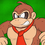 Donkey Kong Commission by MarioSegaliMario