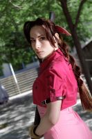 Aerith Gainsborough - III by DarkainMX
