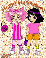 HAPPY HALLOWEEN 2007 by YuniNaoki