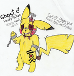 Ghost by xEmoXDudetx