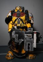 2012 Warhammer 40k *SVS CON Photoshoot* by BrknRib