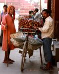 street seller by pLateauce