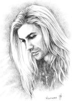David Garrett 4 by whiteshaix