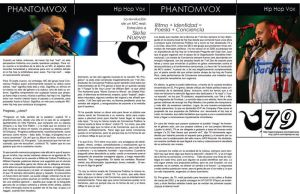 Interview 79 phvx mag by reavel