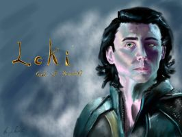 loki- god of mischief by bbjbj