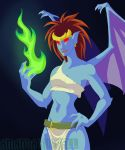 Gargoyles - Demona by shinga