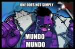 One Does not Simply... N 5 - Mundo by Ganassa