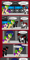 Gold and Shattered - DoomKeiser's Fortress Part 5 by Imp344