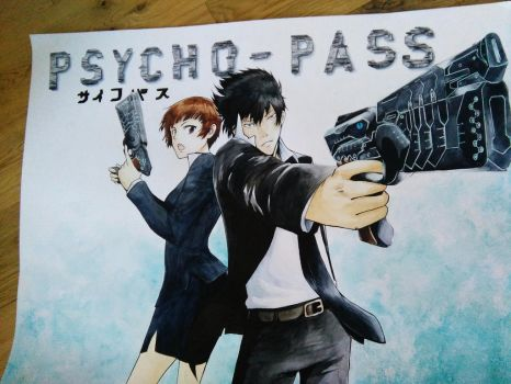 Psycho Pass by OneAngele