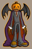 Halloween King by grimcinder