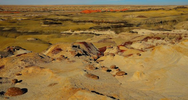 Bisti Colours by cpool