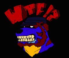 WTF Shirt Design by JeralTysunni