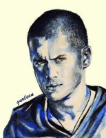 Michael Scofield by wondergunner