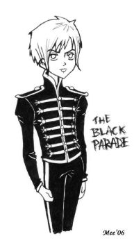 The Black Parade by choo-bear