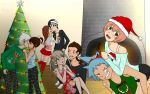 merry (late) soul eater christamas by CosmicPenguinNerd