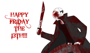 Happy Friday the 13th by Anna-Autobot12