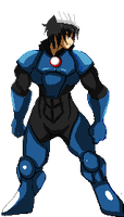 Kronos rough sprite. by darkzero779